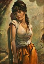 Tanya by J.H. Lynch  (Treasured retro image, from the archive of the Land of Lost Content)