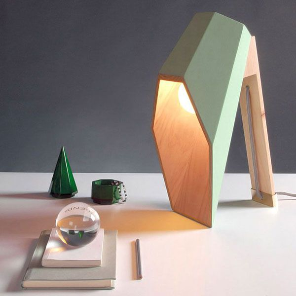 Futuristic Interior Design 20 Polygonal And Geometric Objects Youll Love