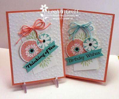 Sweet Sorbet workshop cards
