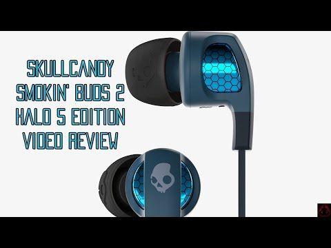 Skullcandy Smokin' Buds 2 Halo 5 Edition Video Review - http://www.entertainmentbuddha.com/reviews/skullcandy-smokin-buds-2-halo-5-edition-video-review/