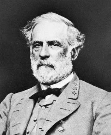 Robert Edward Lee (1807-1870)