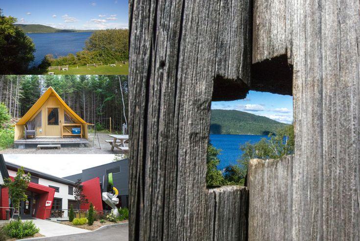Pour un long week-end ou seulement quelques heures, partez découvrir le Témiscouata, coin méconnu du Bas-Saint-Laurent à (re)voir en vacances au Québec!