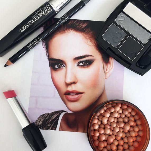 Эйвон картинки макияж