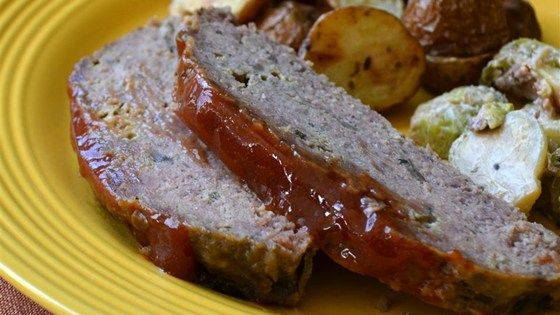 This recipe is anything but regular old meatloaf! Everyone will love this moist version made in the slow cooker, with milk, mushrooms, and a little sage for extra flavor.