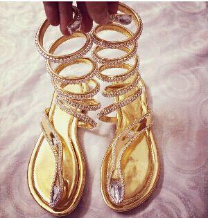 TINGHON women sandals Crystal Around Women Gladiator Sandal women Boots New Arrive Snake Flat Women Summer Shoes Free shipping