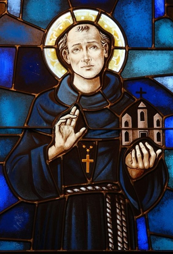 "July 1 – The Feast Day of St Junipero Serra – Apostle of California #pinterest He arrived in Mexico City at the point of death. The outcome was substantially what Junipero sought: the famous ""Regulation"" protecting the Indians and the missions. It was the basis for the first significant legislation in California, a ""Bill of Rights"" for Native Americans. The friars were ............"