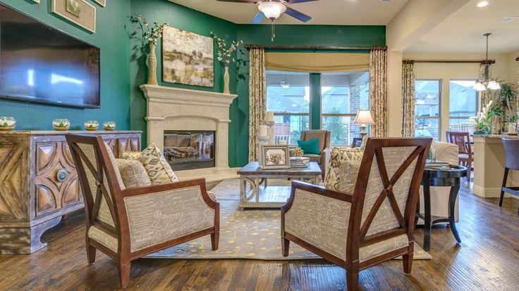 Viridian Arlington Living Room