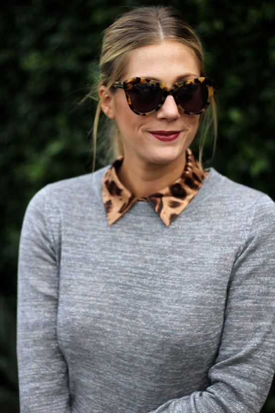 Just a few of my favorite things put together by @Devon Gregory Rachel  >> Leopard, heather gray, and tortoise shell.