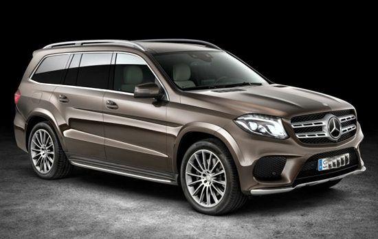 2017 Mercedes GL450 Release date