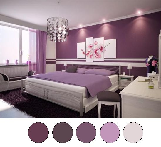 Choosing A Bedroom Colour Scheme - FCM Today