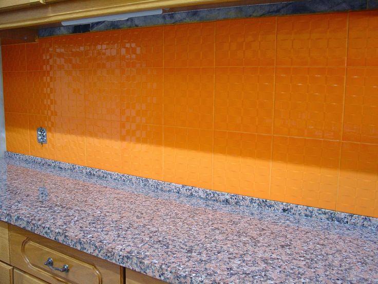Les 25 meilleures id es de la cat gorie azulejos cozinha - Hay pintura para azulejos ...