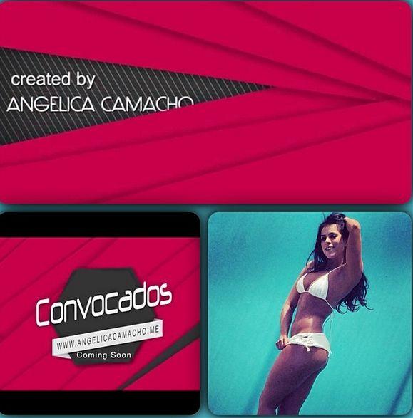 Visita mi canal oficial en #youtube ANGÉLICA CAMACHO Les tengo sorpresas  #InstaFrame#YourMoments