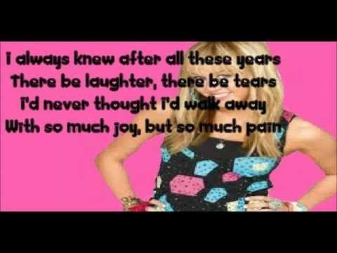Miley Cyrus I Ll Always Remember You Lagu MP3, Video MP4 ...