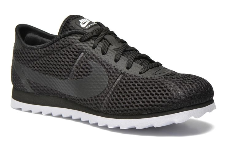 Rave reviews Nike Cortez Ultra Br Nike Trainers Women Black/Cool Grey-White, best sale