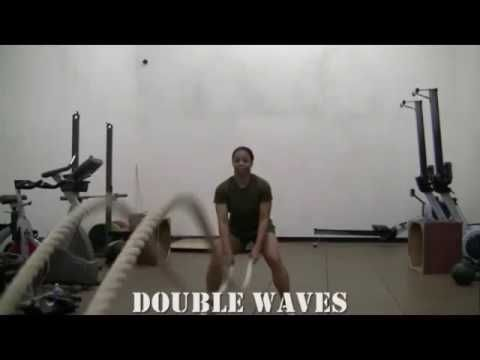 Rope Double Waves