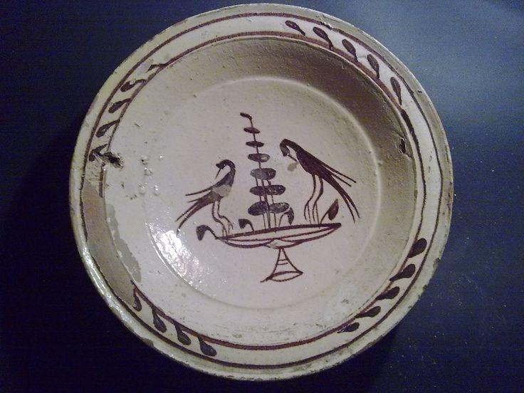 aegean antiques-chanakkale pottery-canakkale -rhodes-rodi-rhodos-rodos-ikaros pottery-icaros-icaro: chanakkale (τσανακαλε) plate 17