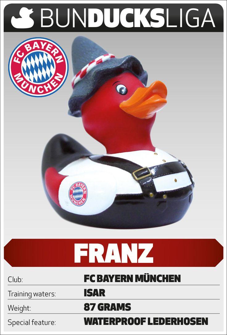 The BunDucksliga: FC Bayern München - Bundesliga - official website