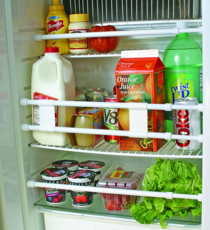 """Amazon.com: Camco 44073 28"""" Double Refrigerator Bar: Automotive"""