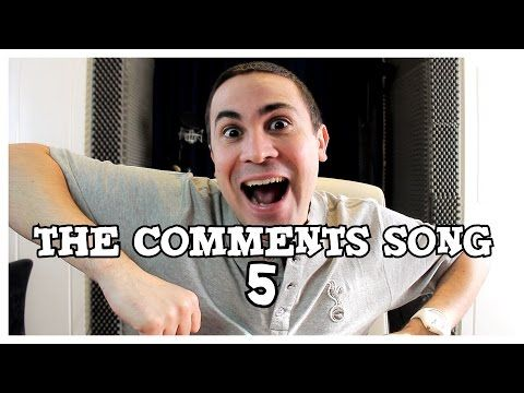 2J - The Comments Song 5 ✔ - YouTube