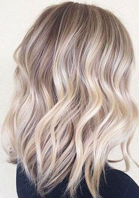 Blonde Hair Colours 2017