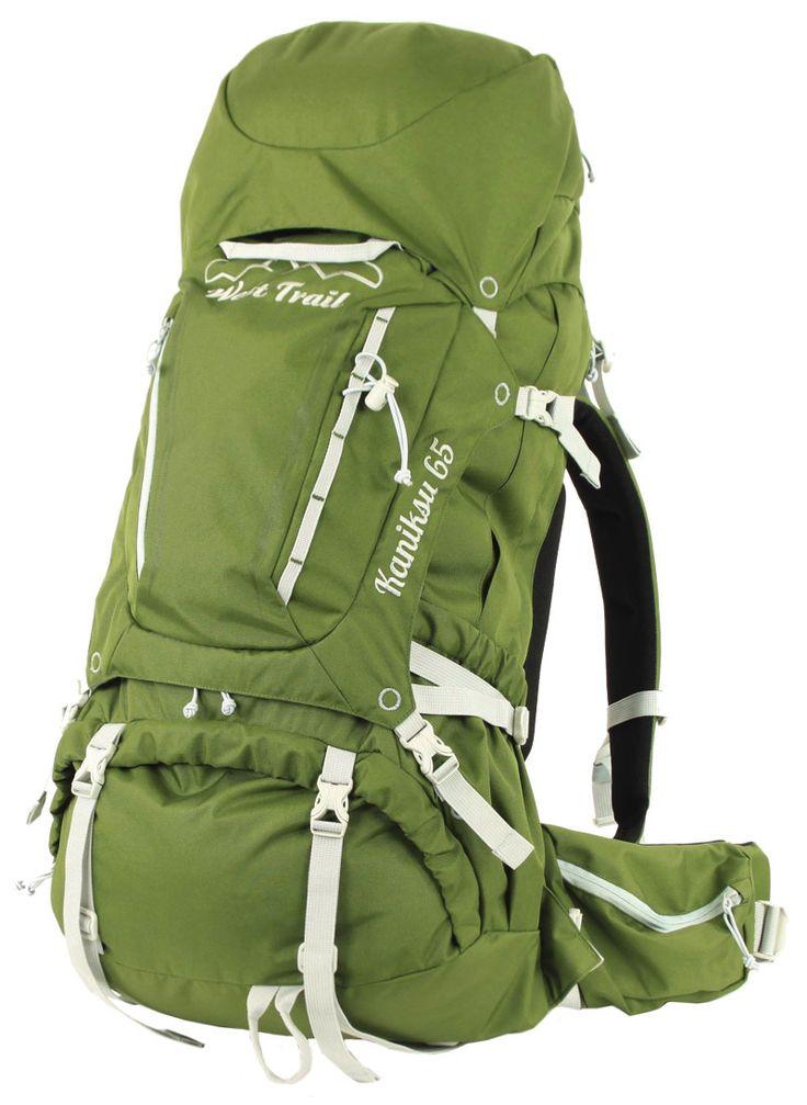 West Trail Kaniksu 65 Trekkingrucksack für € 79.95 | McTREK.de Outdoor Shop Trekkingrucksäcke > 45 Liter