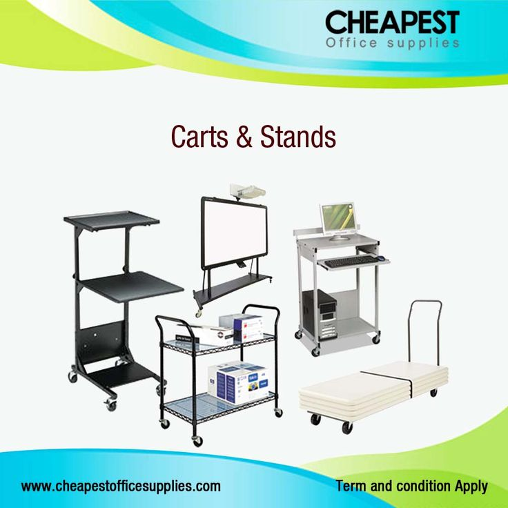 Every Office Requires A Diffe Set Of Machines For Its Operations And All These Require Certain Type Stand Or Cart