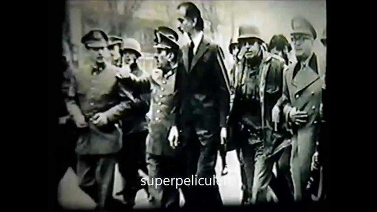 Chile,las imagenes prohibidas 1973 ,Más fuerte que el fuego  parte 1
