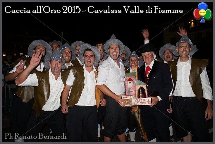 """Cavalese, """"Su par Vila"""" vince la Caccia all'Orso 2015"""