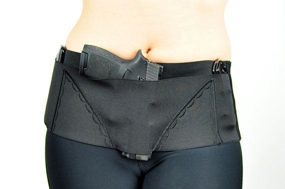 The BigSheBang! Concealed Carry Gun Holster for Ladies.