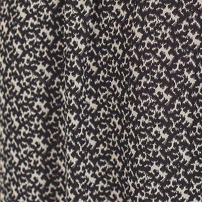 Robe courte imprimée IKKS