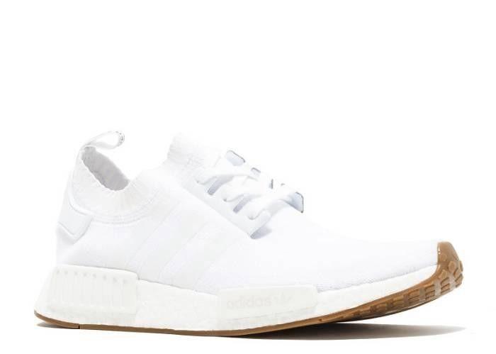 Discount Adidas NMD R1 PK White Gum Shop - $74.99