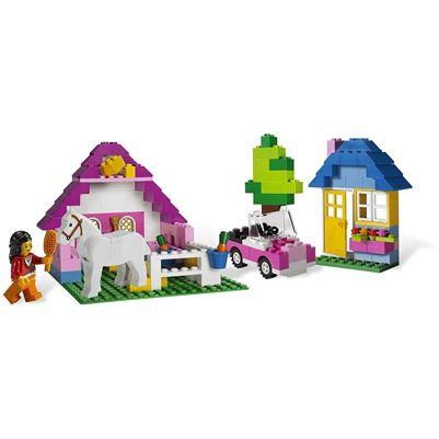 LEGO Bricks & More Large Pink Brick Box (5560)