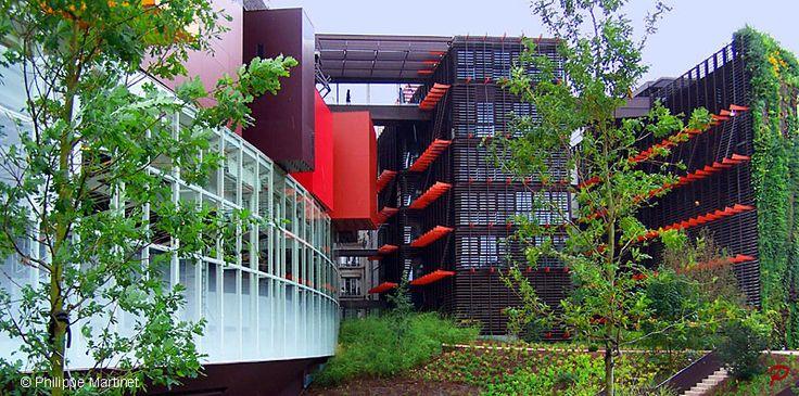Nouvel's Musée du quai Branly - Google Search