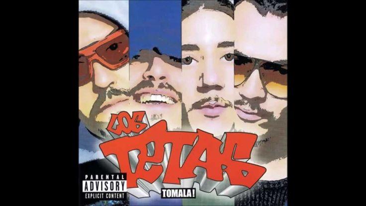 Los Tetas - Tómala ! (Full Disco)