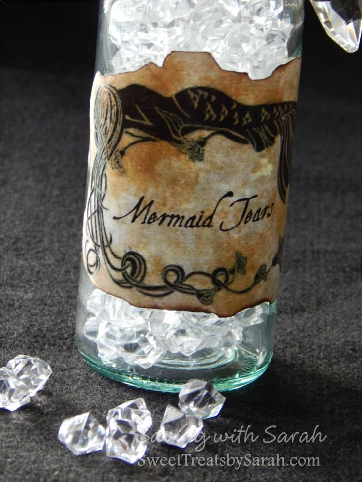 Saving with Sarah: Harry Potter Potion Bottles DIY + FREE Printable!