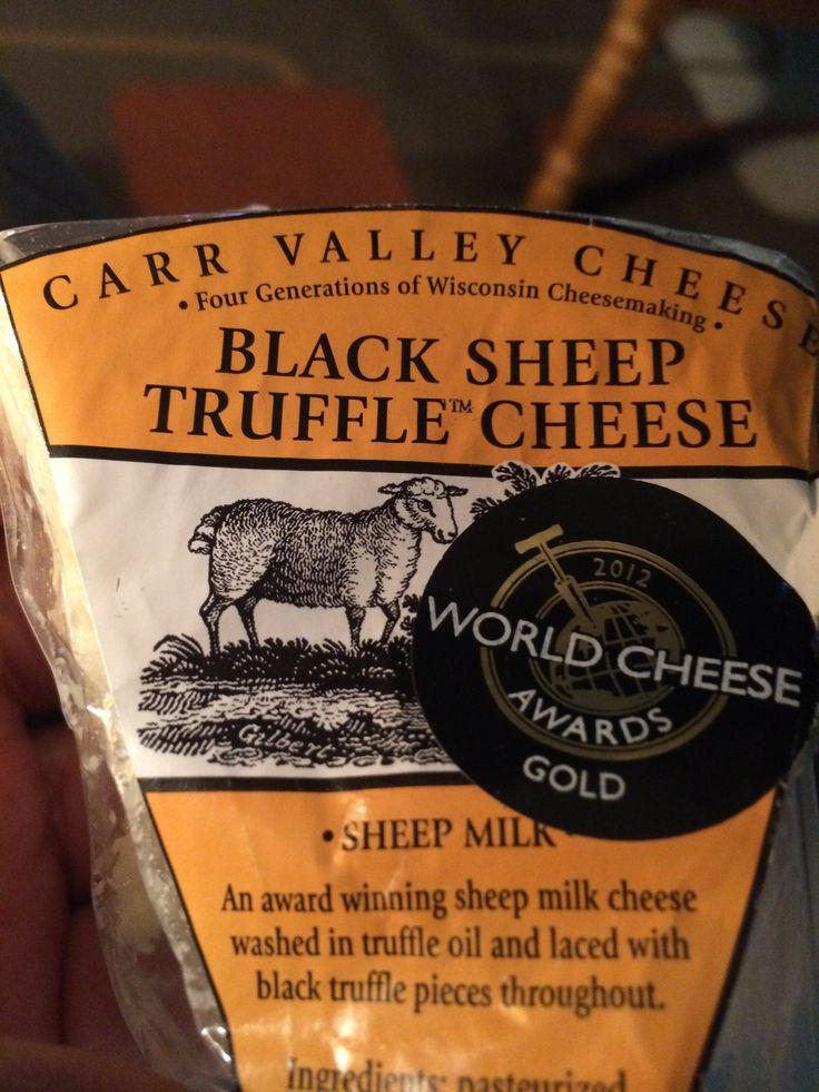 Truffle Sheep's Cheese