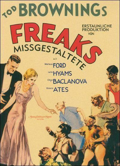 La parada de los monstruos (1932) - FilmAffinity