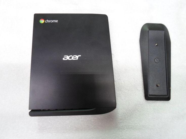 Acer Desktop Computer Chromebox CXI2-I38GKM Intel Core i3 5th Gen 5005U 2.0 GHz