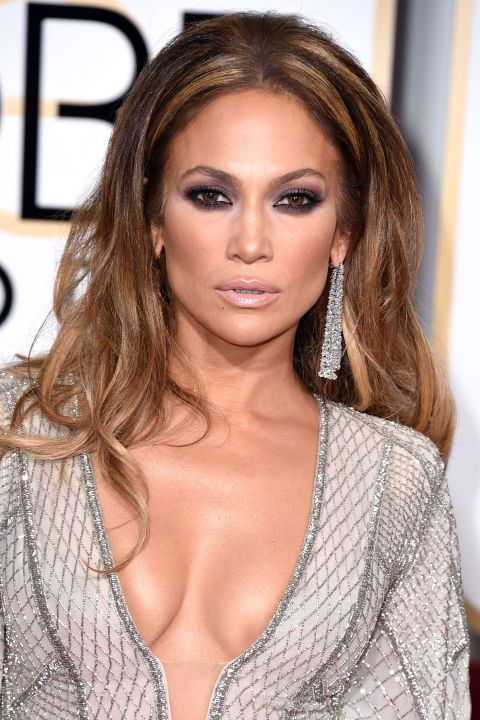 Jennifer Lopez's Hair and Beauty Looks - Pictures of J. Lo's Beauty Transformation Through the Years ♦ 2015