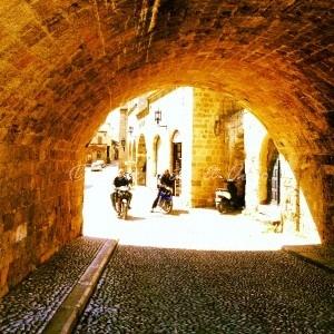 Olive, Feta & Ouzo | Rhodes Medieval Old Town