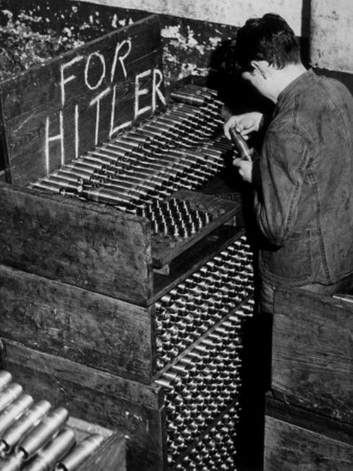 Bullets For Hitler, c. 1939-1945 ~Allies- World War II
