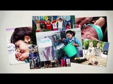 Dit filmpje is van Unicef en gaat over de kinderrechten.
