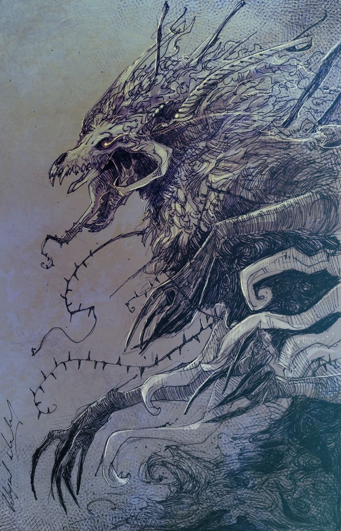 Mahou Tsukai no Yome/ THe Ancient Magus Bride- Thorns in the Shadows by Abz-J-Harding.deviantart.com on @DeviantArt