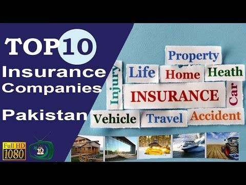 Top 10 insurance companies in Pakistan - WATCH VIDEO HERE -> http://bestcar.solutions/top-10-insurance-companies-in-pakistan     Today, the life of all depends on the risk. So in this fast age you must manage your life through these risks. Suppose you have a car and that, in the event of an accident, it is totally destroyed. So you have to pay for his work. No, you do not have to pay for maintenance, there are...