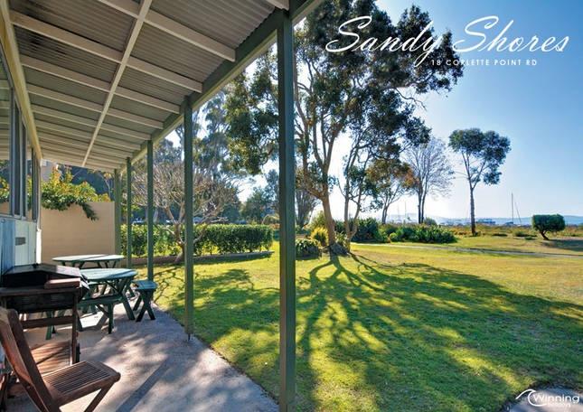 Corlette Point Road, 18, Sandy Shores - Corlette - Port Stephens, NSW