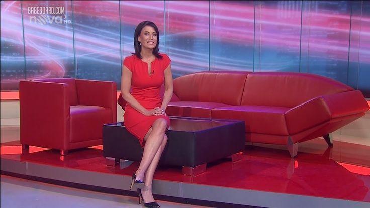Gabriela Partyšová Czech Presenter 12 3 2017