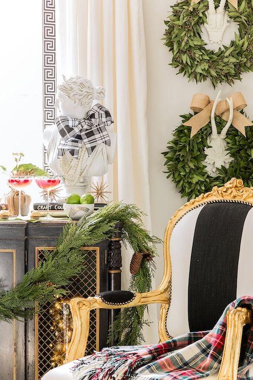Christmas Decor // Elements of Style // Erin Gates
