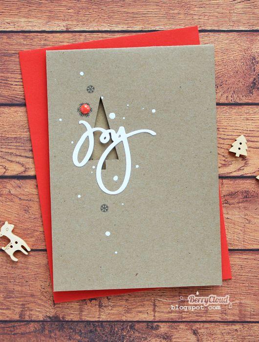 BerryCloud. Creo, ergo sum: Joy / Card