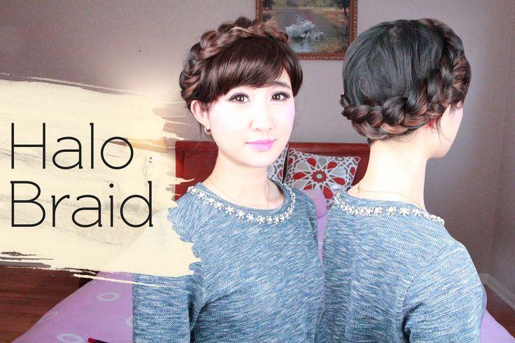 Halo braid - All Things Hair
