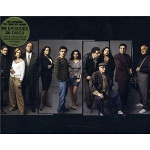 Sopranos: Complete Series : WS (30 Discs) (Region 1)